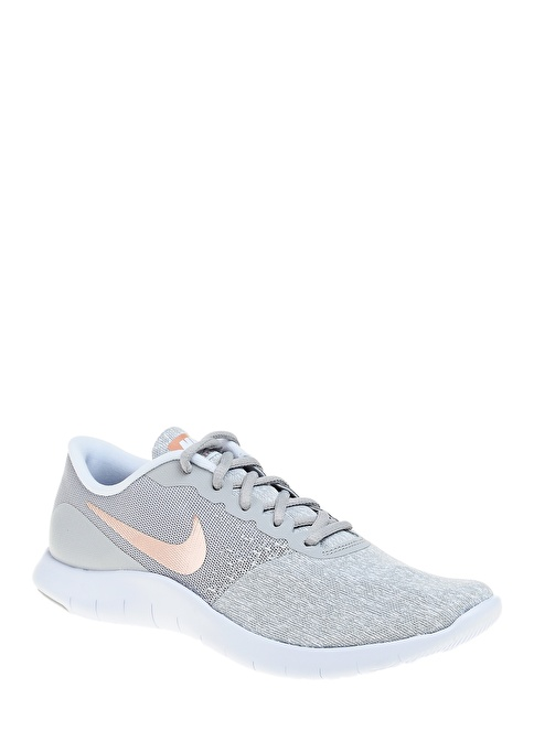 61b0c9197cc Nike Kadın Flex Contact Wolf Grey Mtlc Rose Gold-Footb